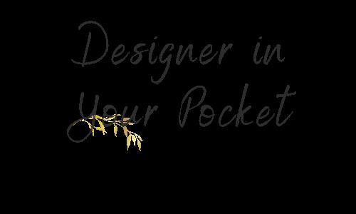 designer in your pocket
